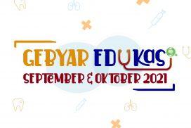 Gebyar Edukasi September Oktober 2021