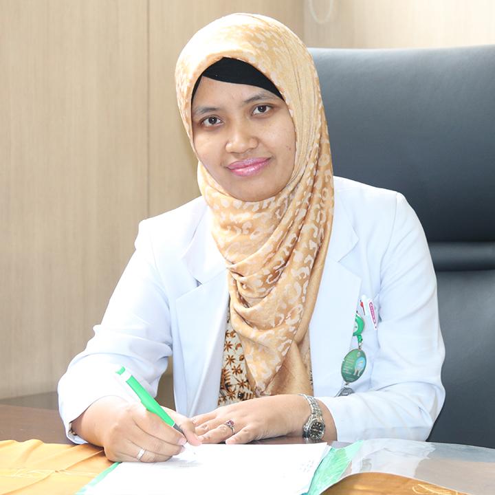 dr. Ita Muharram Sari, Sp.S